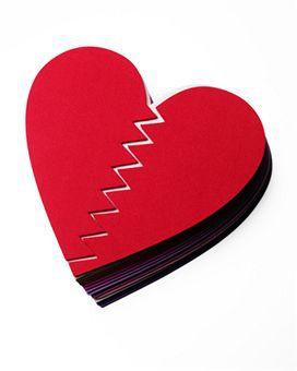 Сломанное сердце картинки