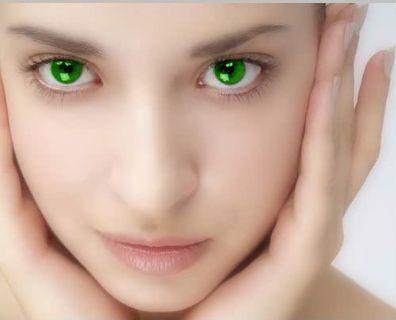 здоровое питание глаз