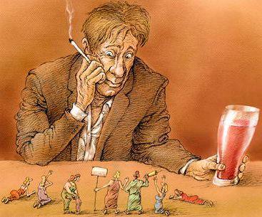 Предрасположенность к алкоголизму генетика