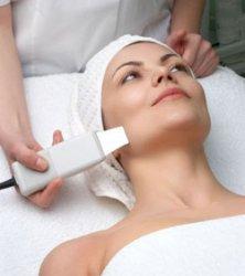 Ультразвуковая чистка, кожи лица, шеи, спины - Центр инъекционной.