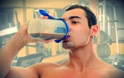 Прием протеиновых коктейлей продлевает жизнь