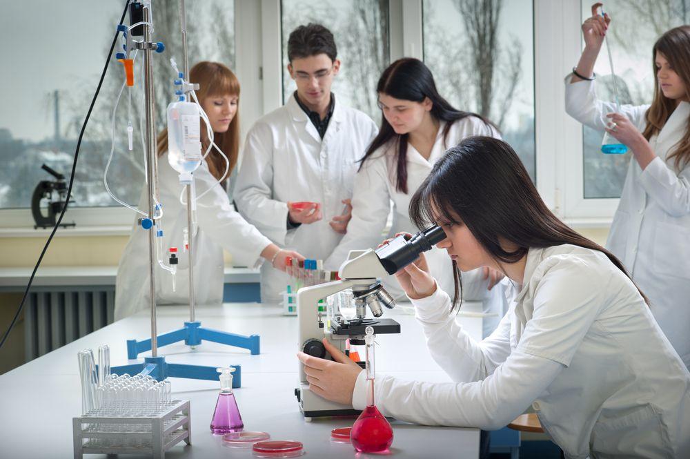 Как поступить на врача без химии