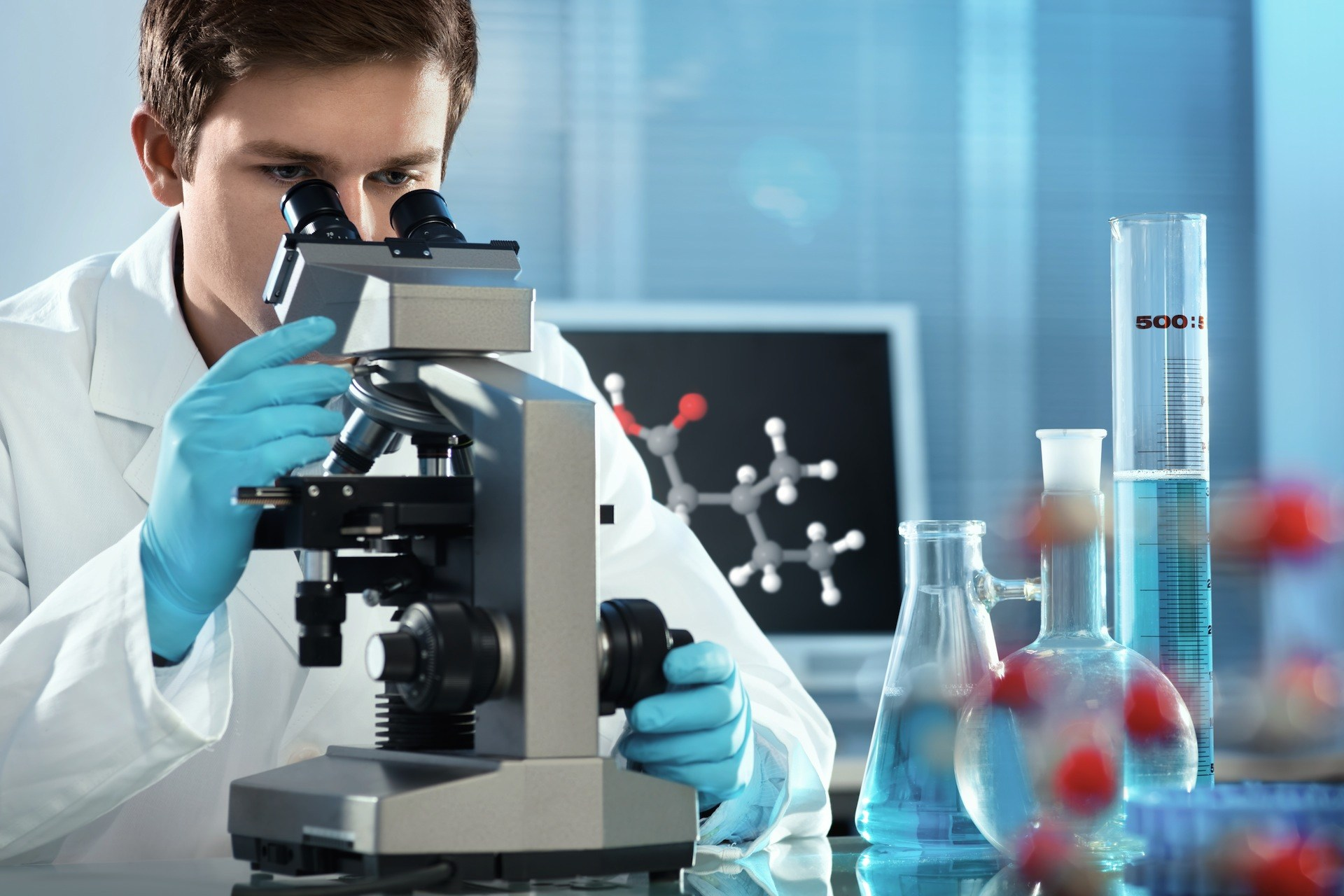 Американские ученые создадут искусственную кожу в военных целях