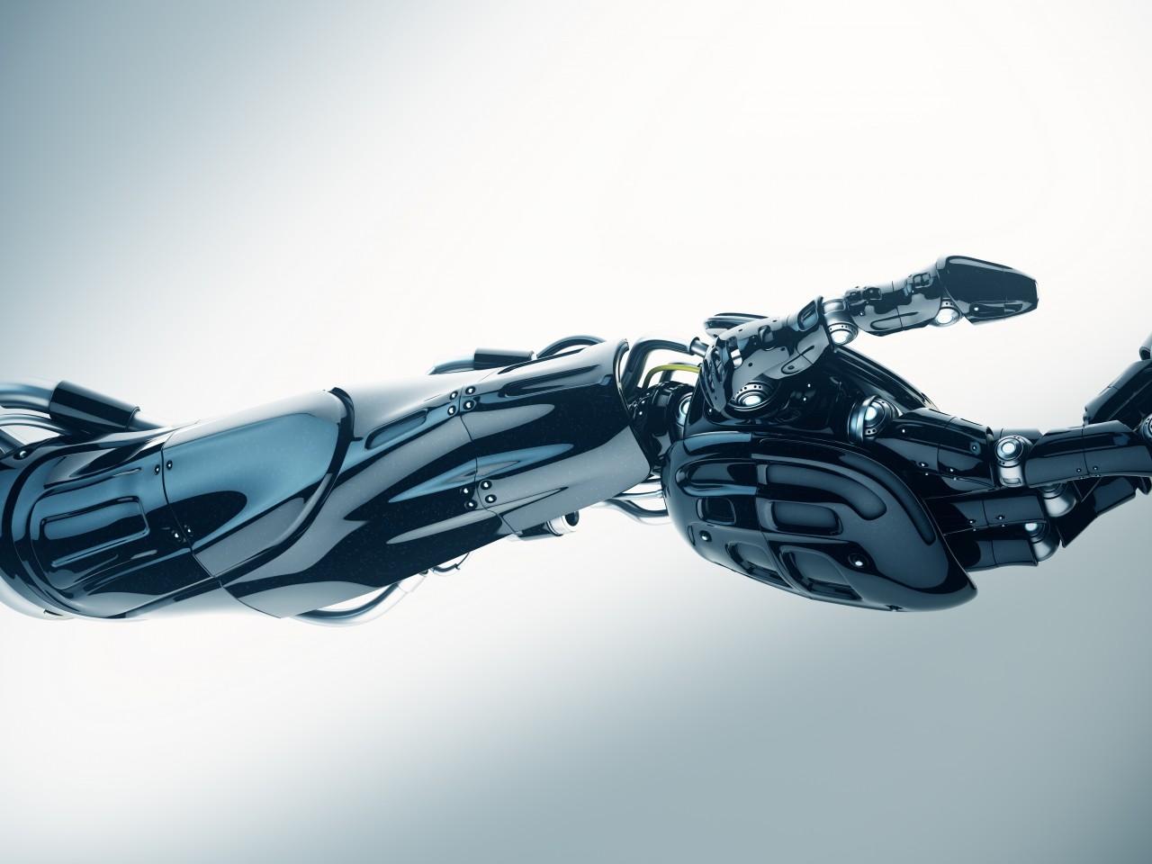 Робот человек своими руками