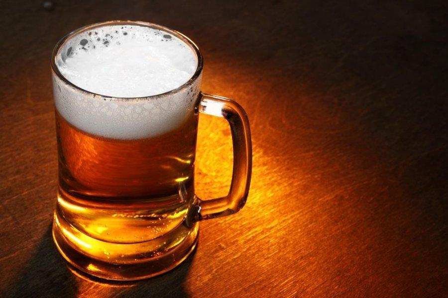 исследование пиво поможет похудеть