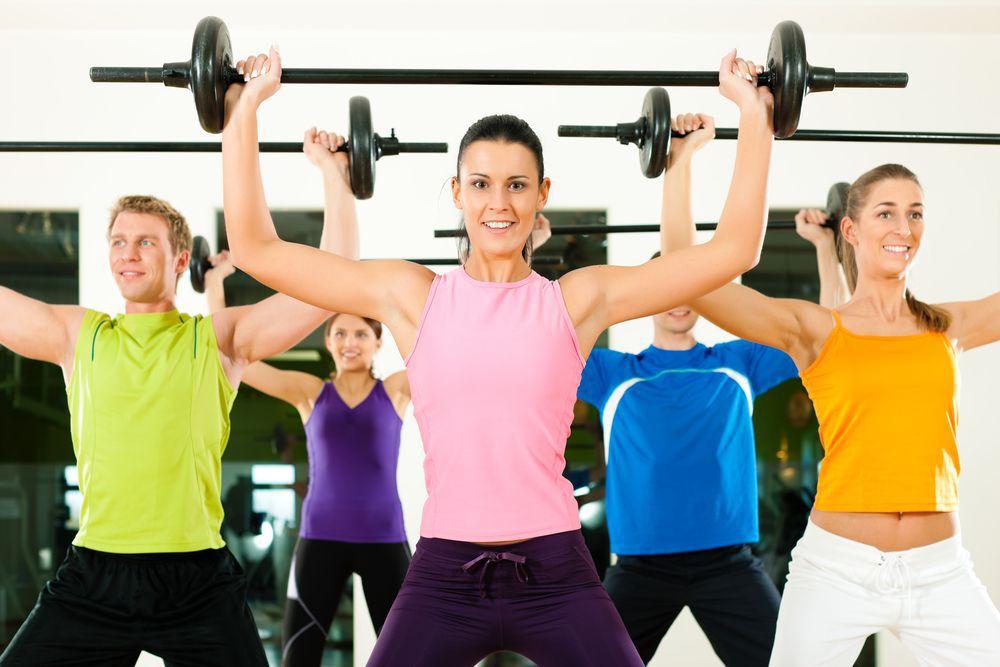 ученые объяснили женщины любят заниматься спортом