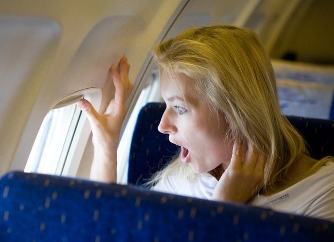 эксперты объяснили основную причину вспышек гнева пассажиров самолета