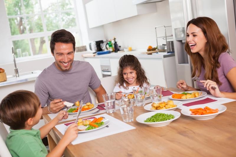 поздний ужин увеличивает риск ожирения детей