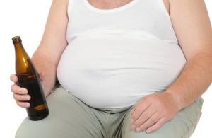 Пивной живот – верный путь к раку простаты, установили ученые