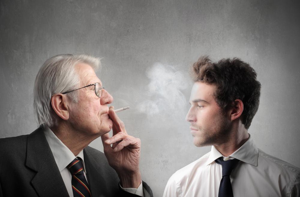 ученые зависимость сигарет никотина курильщика