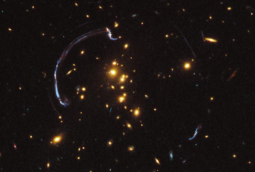 nasa рассказало пяти потенциально обитаемых местах вселенной
