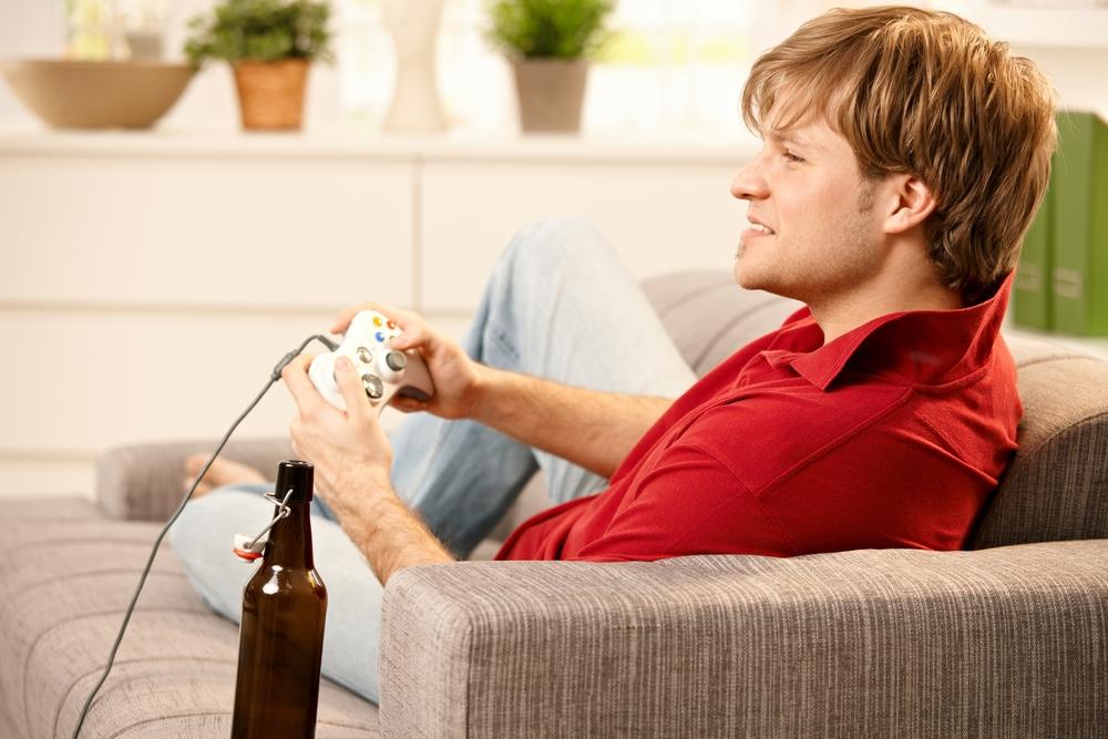 компьютерные игры помогают предотвратить старческое слабоумие