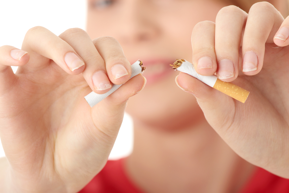 курение влияет женщин специалистов