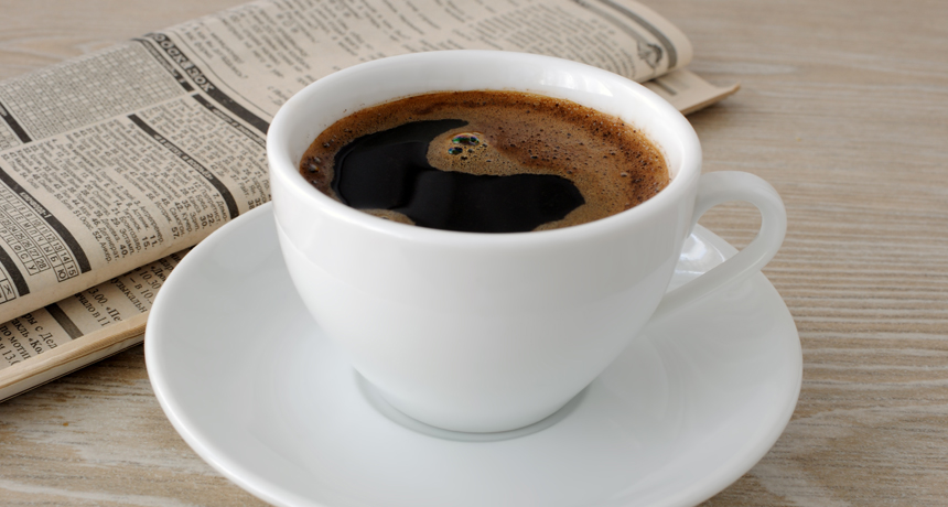ученые выявили новые болеутоляющие свойства кофе