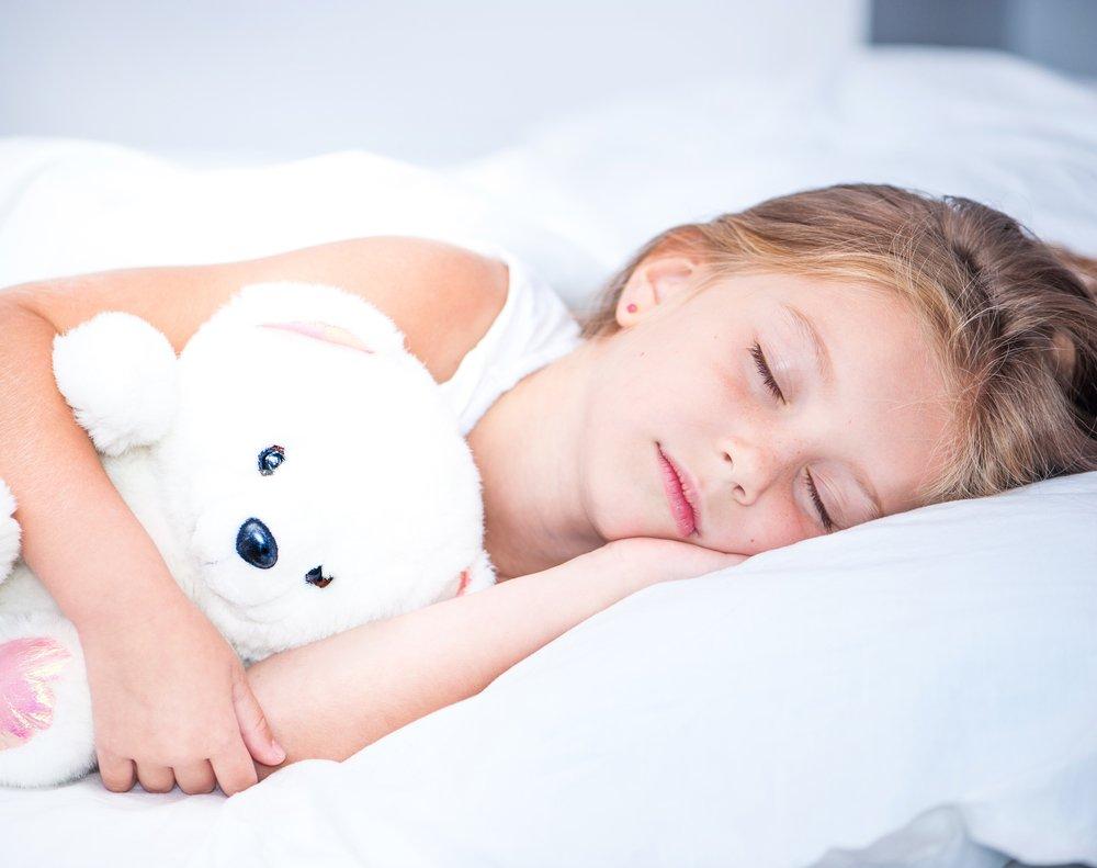недостаток сна детей повышает степень риска развития диабета