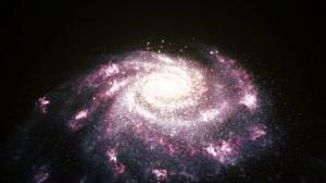 Астрономы продемонстрировали видео с так называемой «галактикой-медузой»
